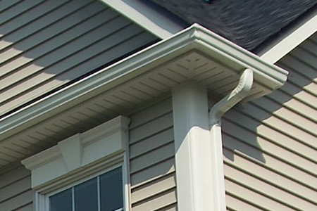Top Job Siding & Windows - Gutters